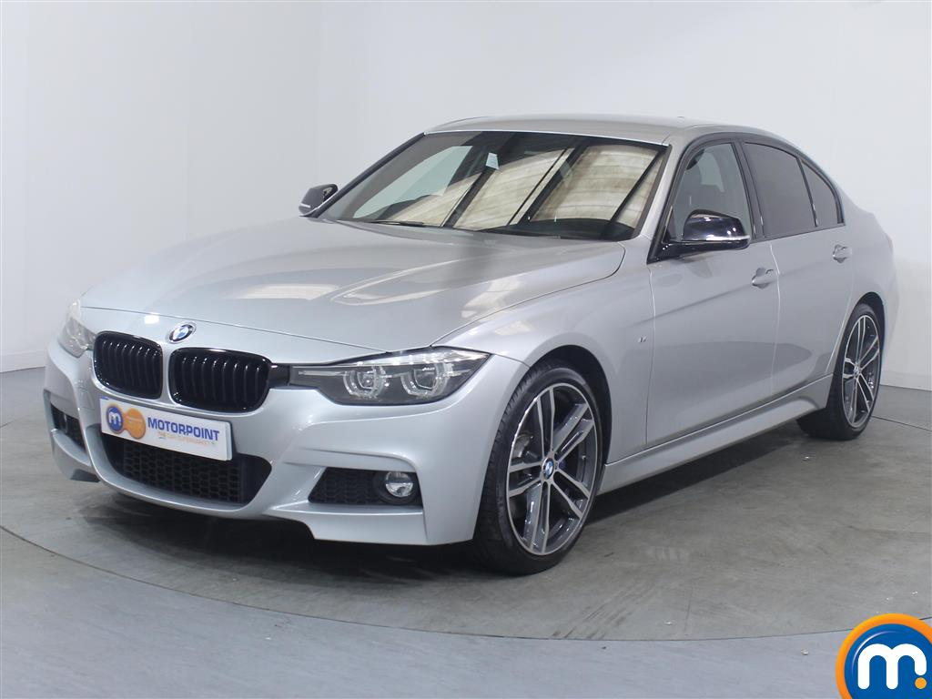 BMW 3 Series M Sport Shadow Edition - Stock Number 1049217 Passenger side front corner