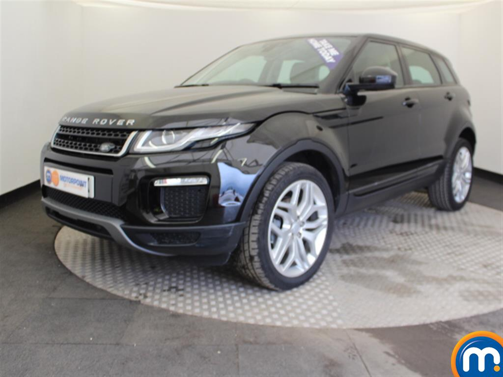 Land Rover Range Rover Evoque SE Tech - Stock Number 1048656 Passenger side front corner