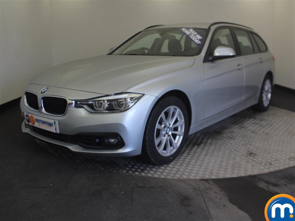 BMW 3 Series SE - Stock Number 1049981 Passenger side front corner