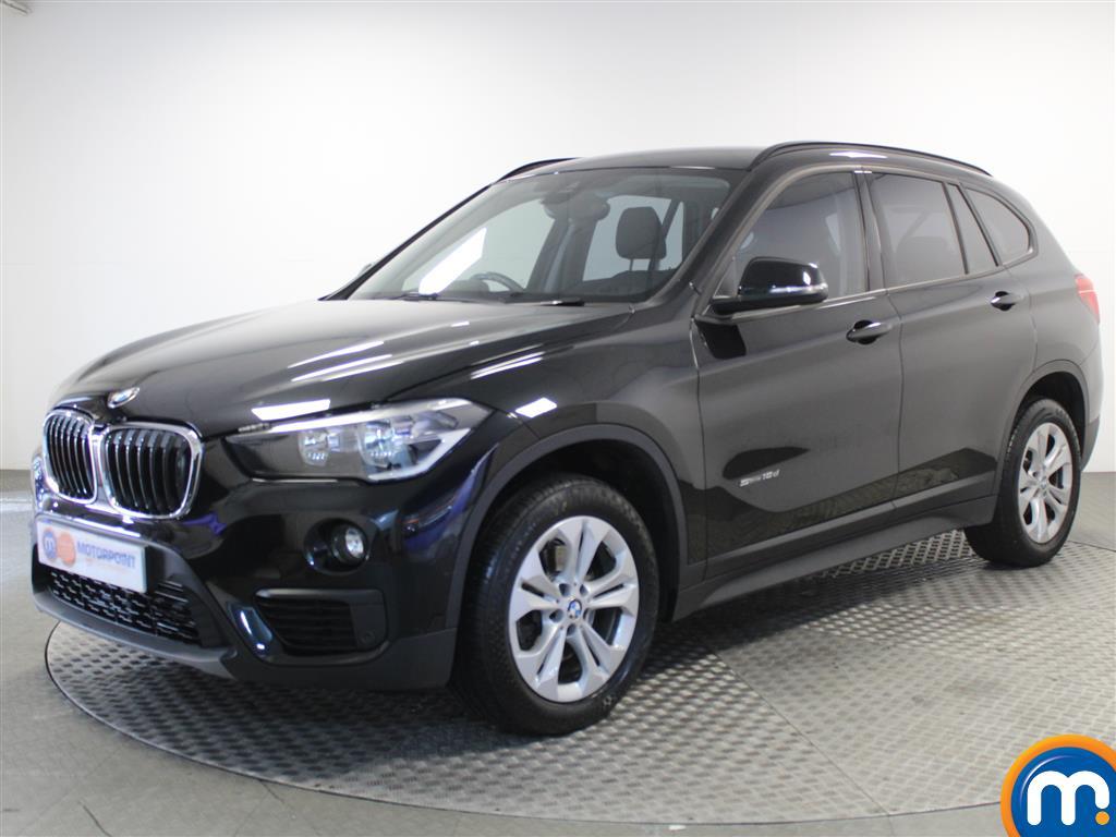 BMW X1 SE - Stock Number 1051081 Passenger side front corner