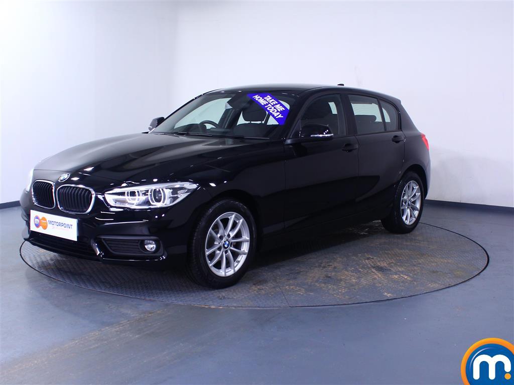 BMW 1 Series SE Business - Stock Number 1048681 Passenger side front corner