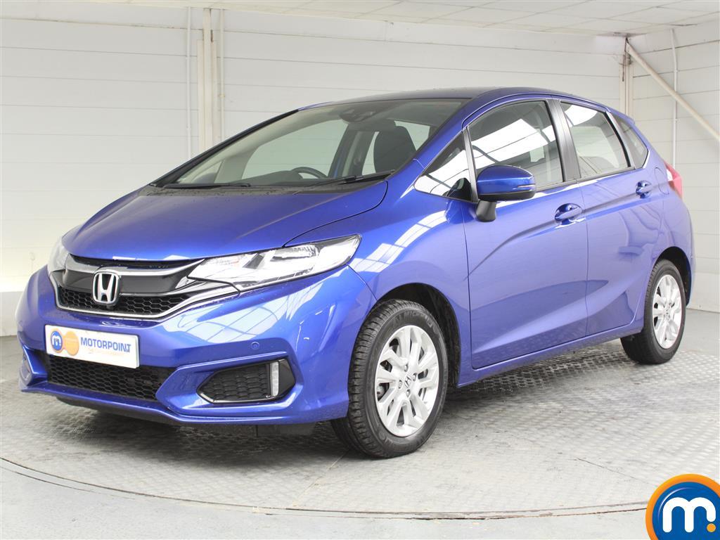 Honda Jazz SE - Stock Number 1045057 Passenger side front corner