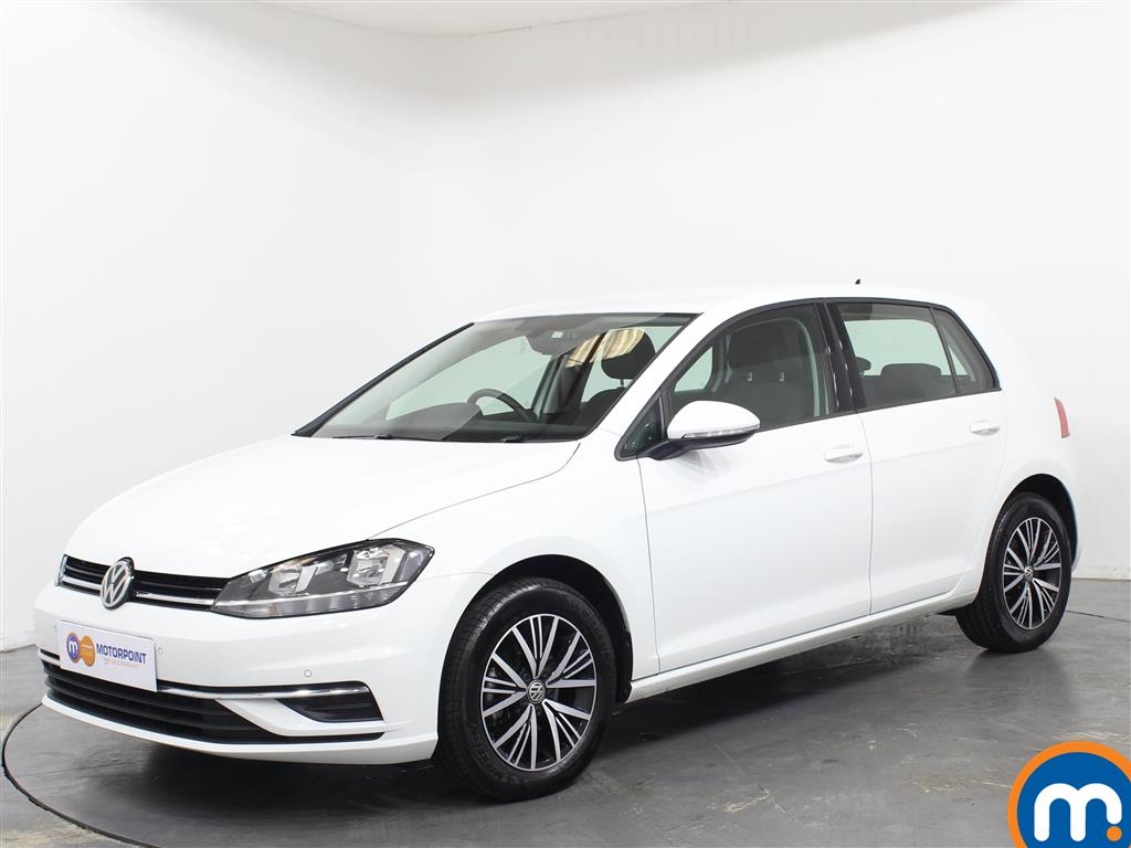 Volkswagen Golf SE - Stock Number 1048895 Passenger side front corner
