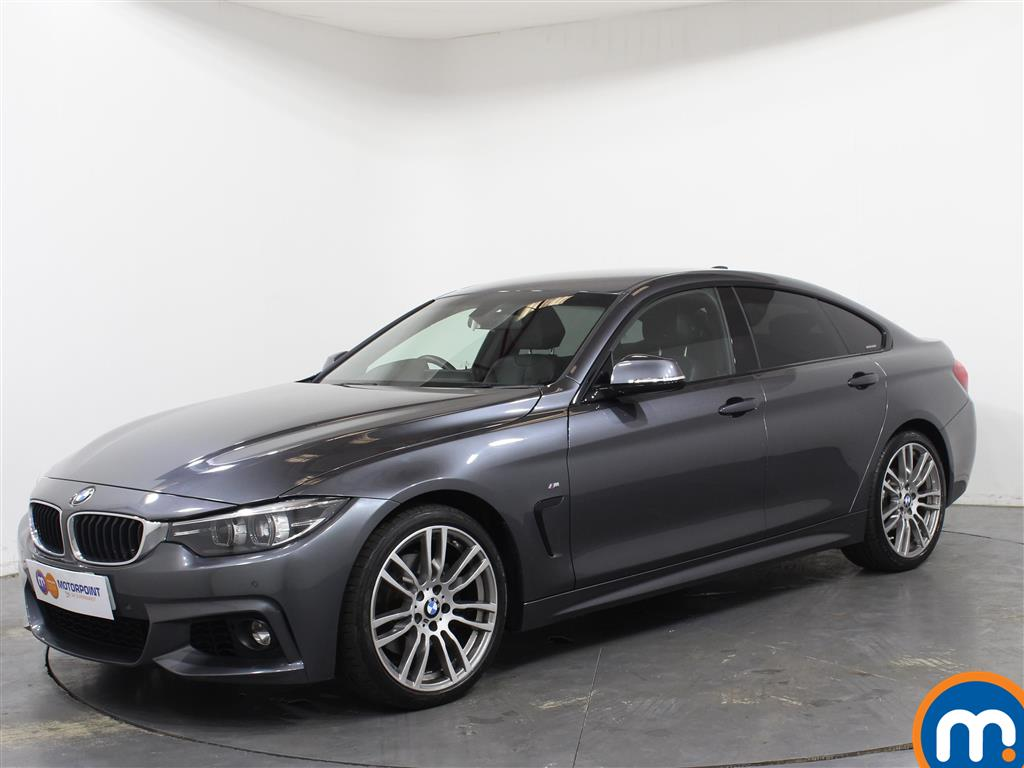 BMW 4 Series M Sport - Stock Number 1049027 Passenger side front corner
