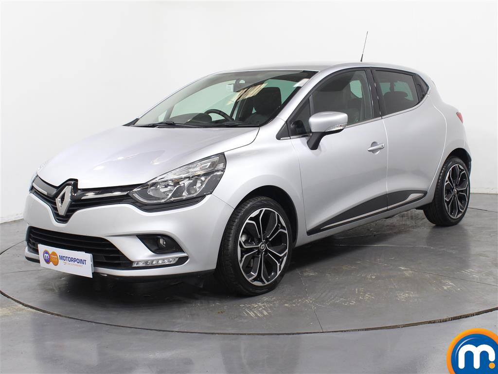 Renault Clio Iconic - Stock Number 1050470 Passenger side front corner