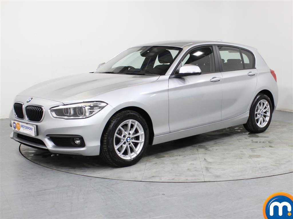 BMW 1 Series SE Business - Stock Number 1049453 Passenger side front corner