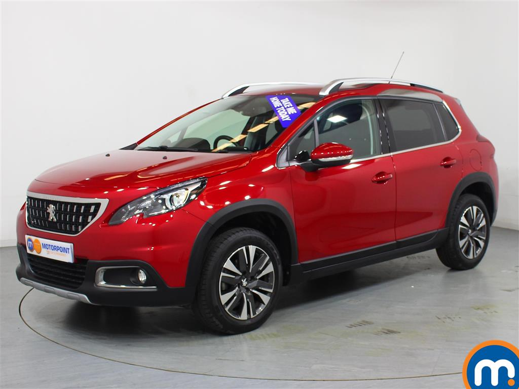 Peugeot 2008 Allure - Stock Number 1045556 Passenger side front corner