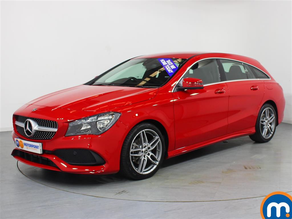 Mercedes-Benz Cla Class AMG Line Edtion - Stock Number 1050287 Passenger side front corner