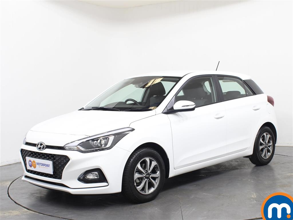 Hyundai I20 SE - Stock Number 1043267 Passenger side front corner