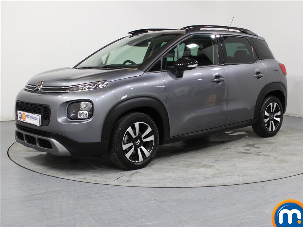 Citroen C3 Aircross Feel - Stock Number 1047258 Passenger side front corner