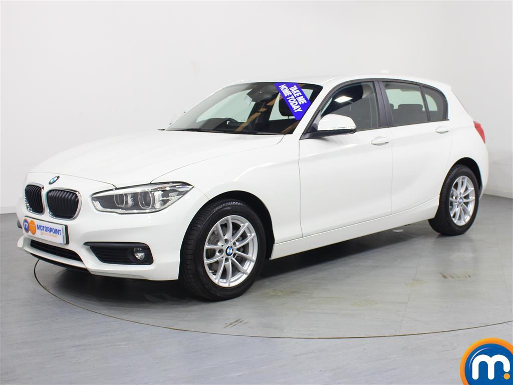 BMW 1 Series SE Business - Stock Number 1048685 Passenger side front corner