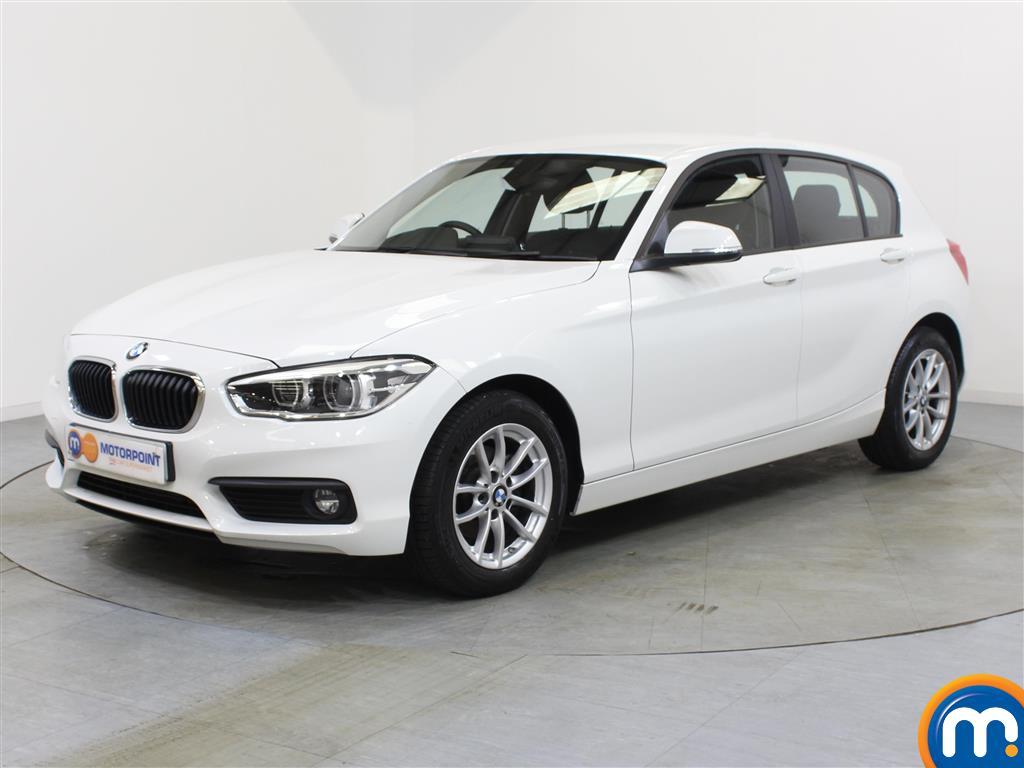 BMW 1 Series SE Business - Stock Number 1049348 Passenger side front corner