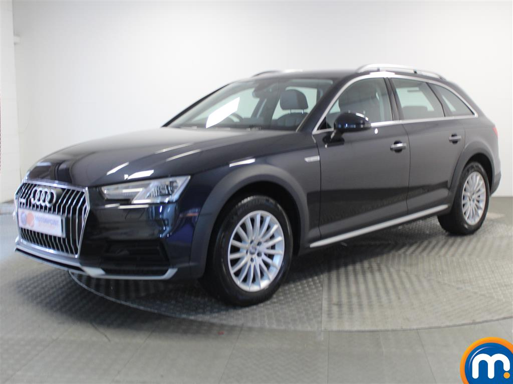 Audi A4 Allroad 2.0 TDI Quattro 5dr S Tronic - Stock Number 1050692 Passenger side front corner