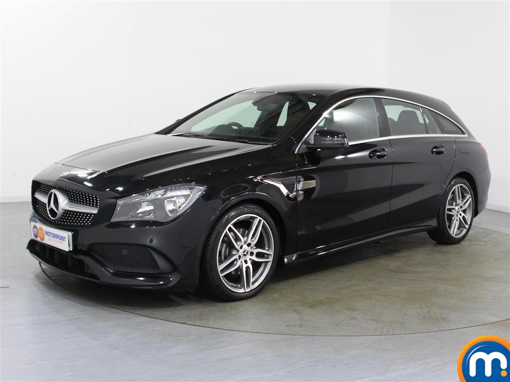 Mercedes-Benz Cla Class AMG Line Edtion - Stock Number 1044650 Passenger side front corner