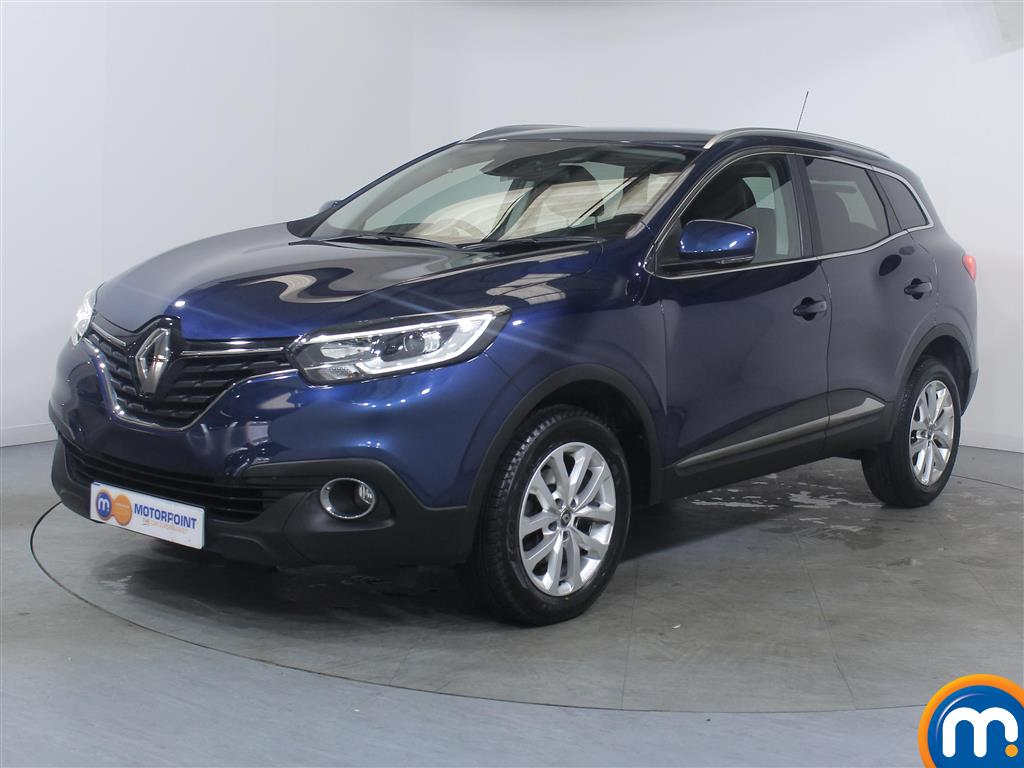 Renault Kadjar Dynamique Nav - Stock Number 1046557 Passenger side front corner