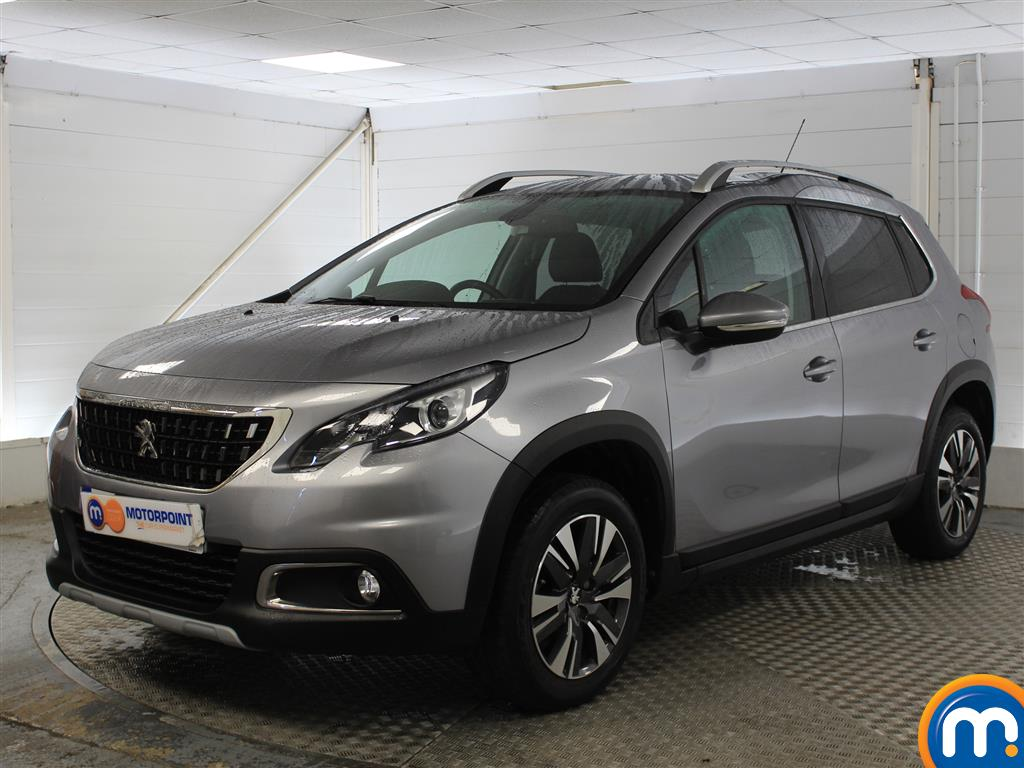 Peugeot 2008 Allure - Stock Number 1045534 Passenger side front corner