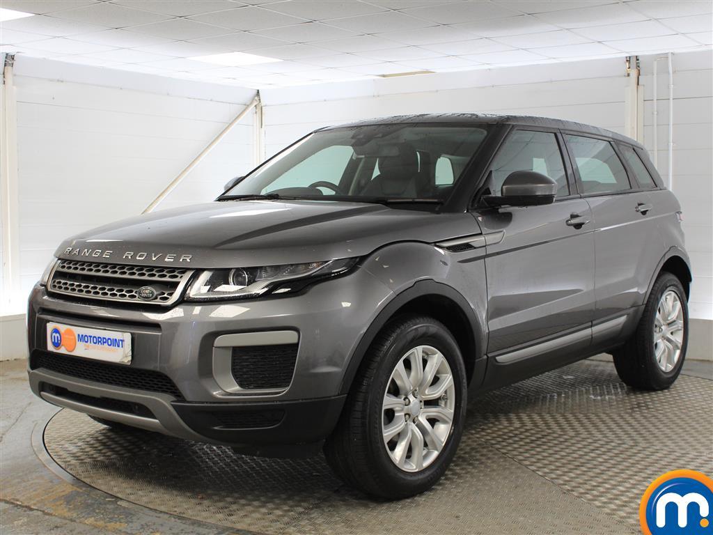 Land Rover Range Rover Evoque SE - Stock Number 1048353 Passenger side front corner