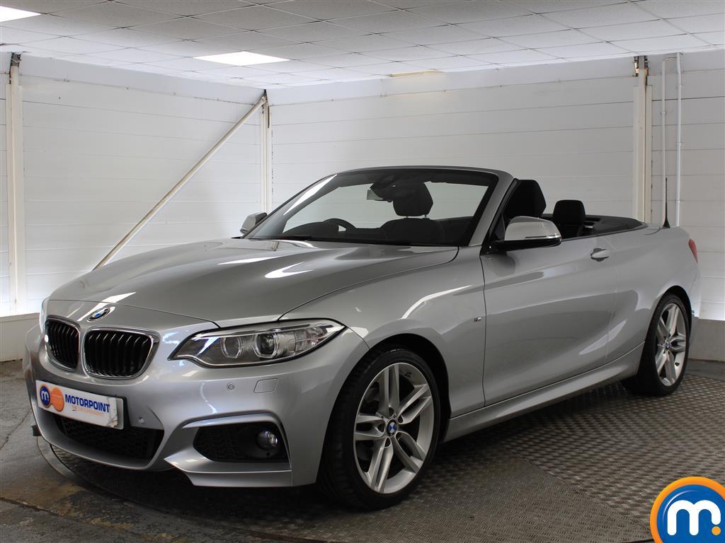 BMW 2 Series M Sport - Stock Number 1044136 Passenger side front corner