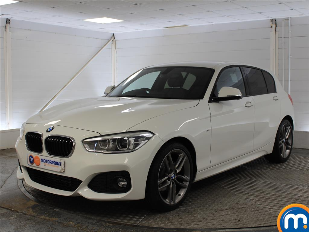 BMW 1 Series M Sport - Stock Number 1050137 Passenger side front corner