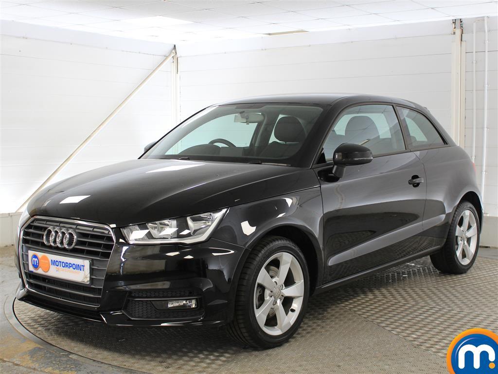 Audi A1 Sport - Stock Number 1044869 Passenger side front corner