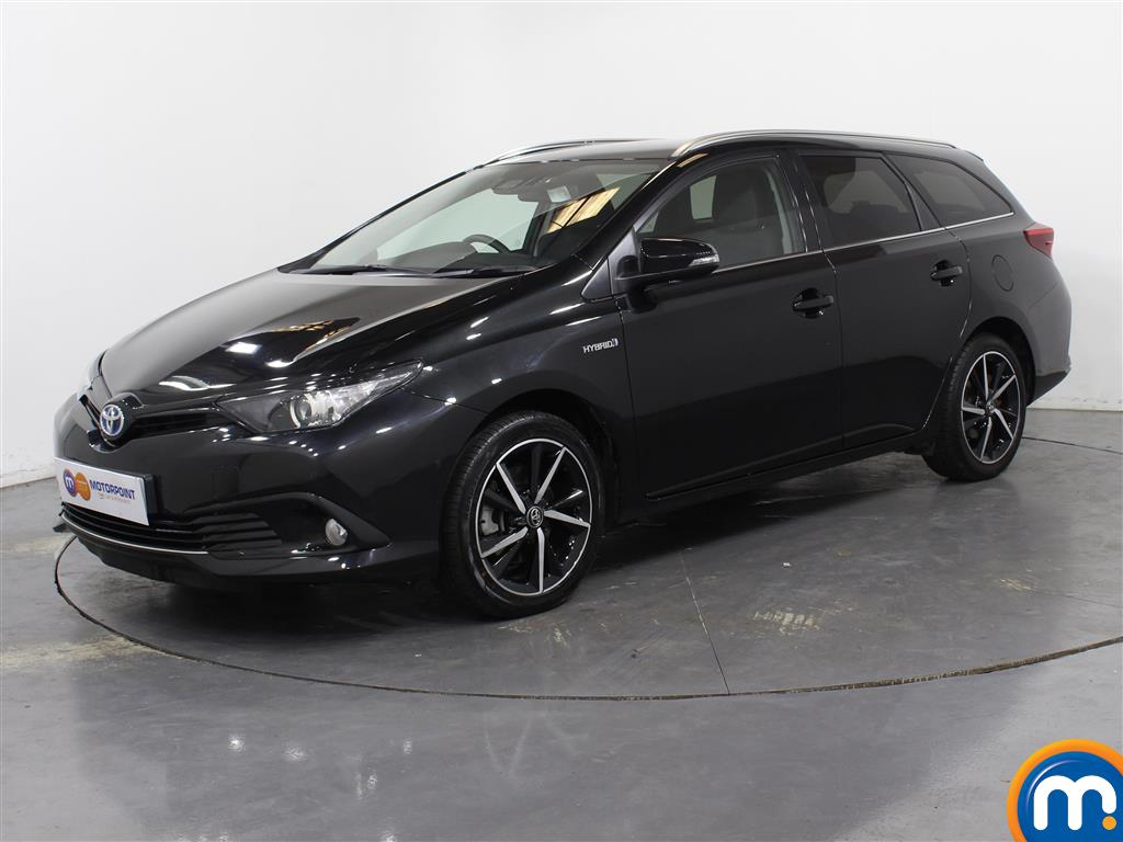 Toyota Auris Design - Stock Number 1046774 Passenger side front corner