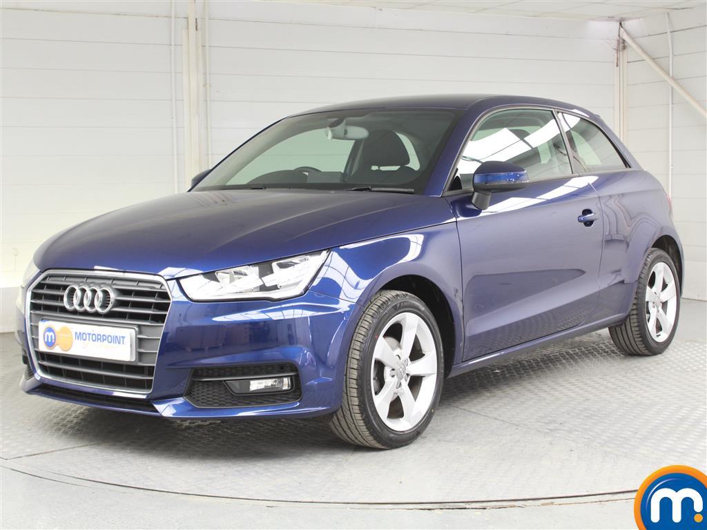 Audi A1 Sport Nav - Stock Number 1048516 Passenger side front corner