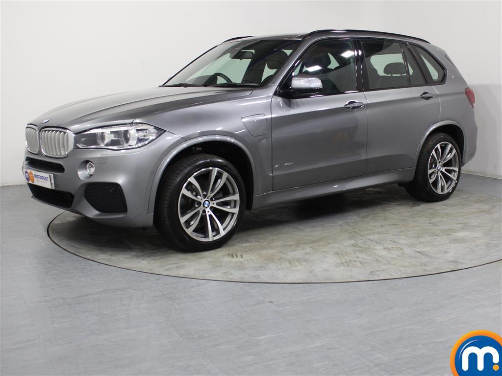 BMW X5 M Sport - Stock Number 1047289 Passenger side front corner