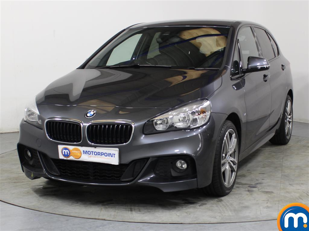 BMW 2 Series M Sport - Stock Number 1046433 Passenger side front corner