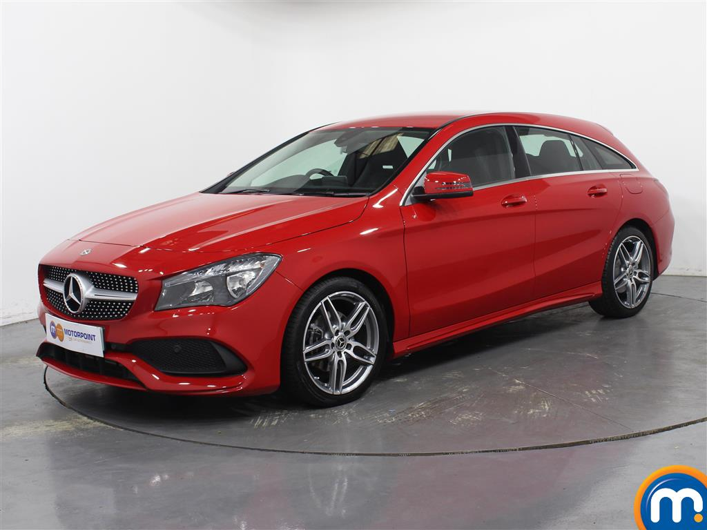 Mercedes-Benz Cla Class AMG Line Edtion - Stock Number 1049644 Passenger side front corner
