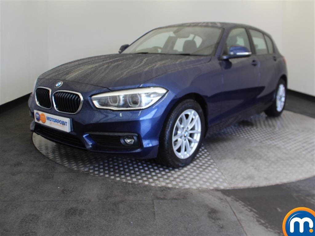 BMW 1 Series SE Business - Stock Number 1049574 Passenger side front corner