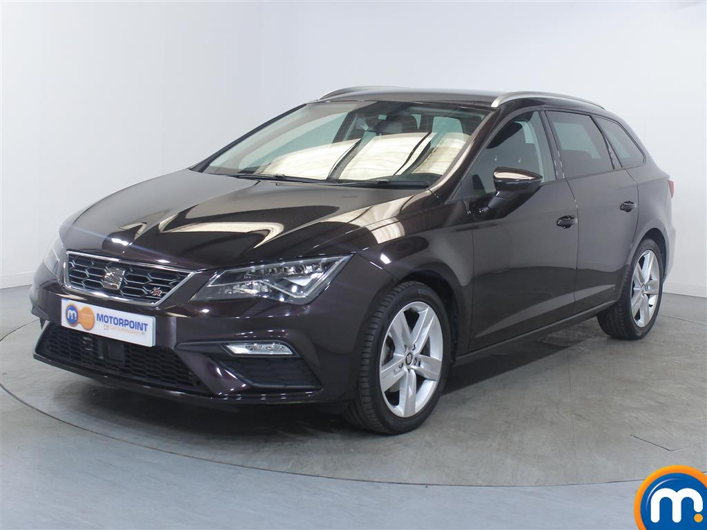 Seat Leon FR Technology - Stock Number 1047538 Passenger side front corner