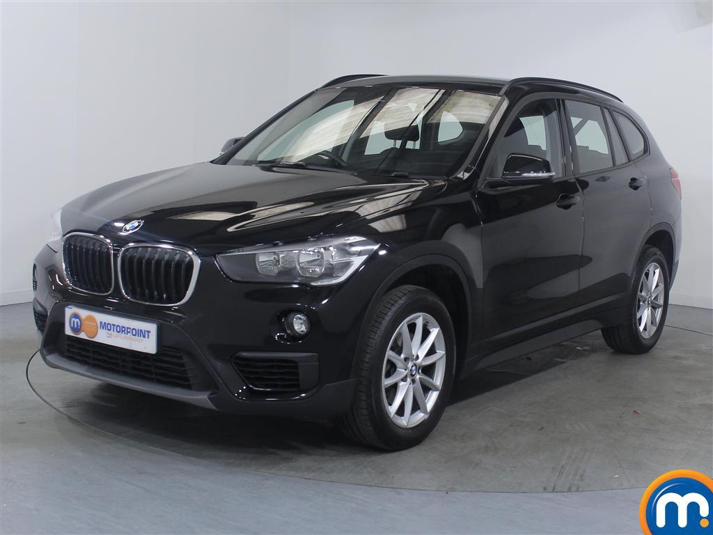 BMW X1 SE - Stock Number 1046962 Passenger side front corner