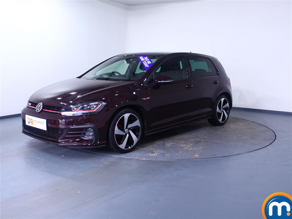 Volkswagen Golf GTI - Stock Number 1050799 Passenger side front corner
