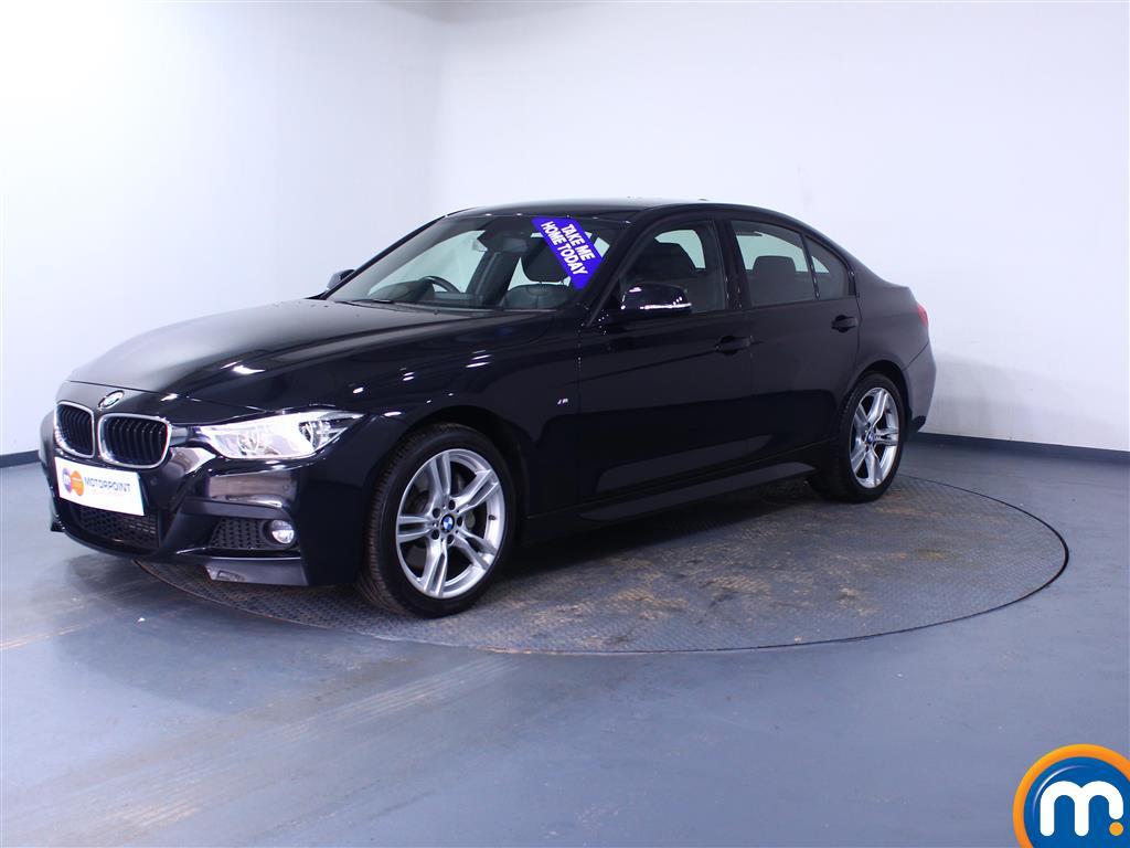 BMW 3 Series M Sport - Stock Number 1051056 Passenger side front corner