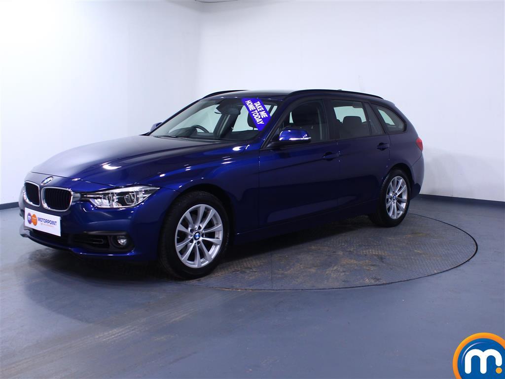 BMW 3 Series SE - Stock Number 1049985 Passenger side front corner