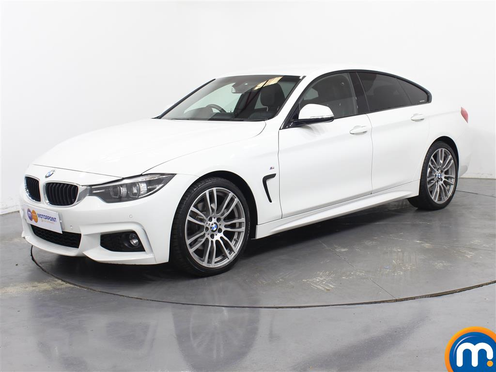 BMW 4 Series M Sport - Stock Number 1048976 Passenger side front corner