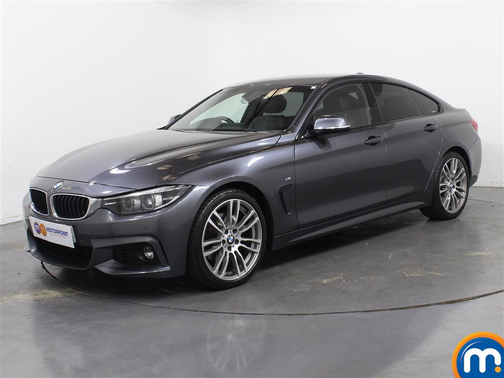 BMW 4 Series M Sport - Stock Number 1049030 Passenger side front corner