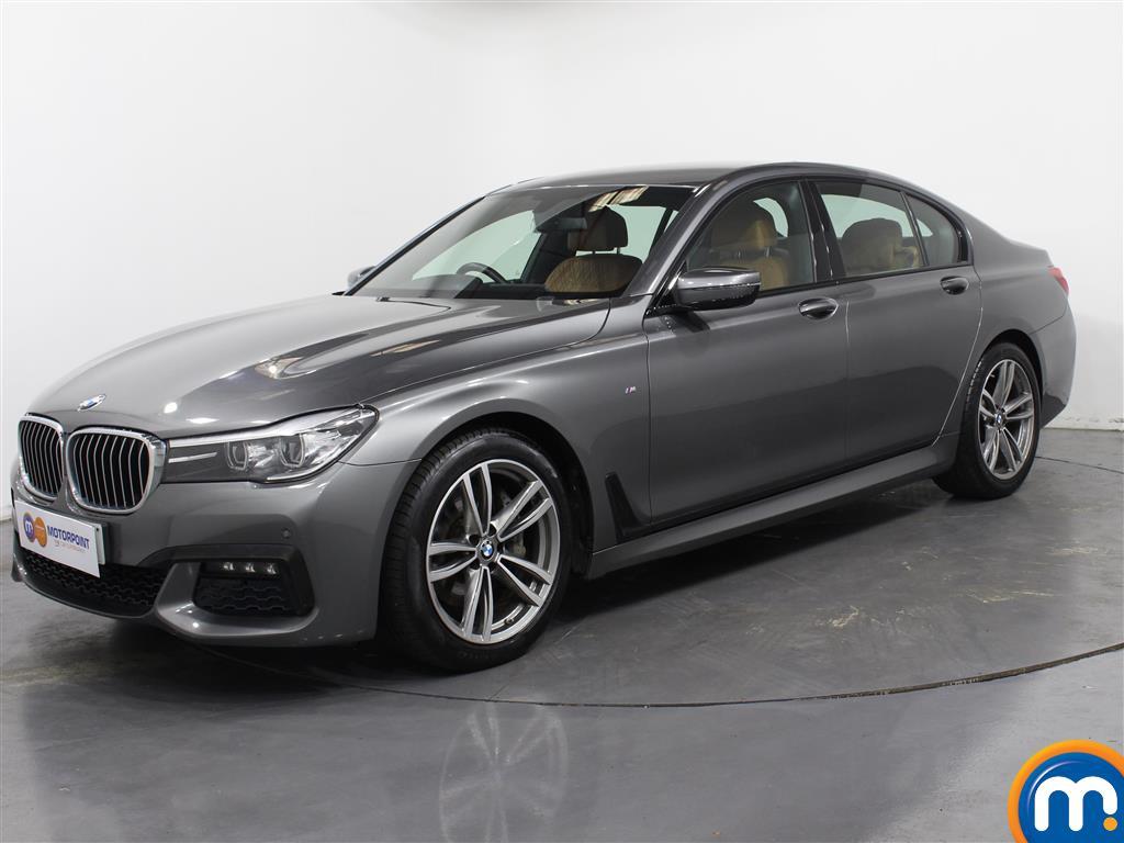 BMW 7 Series M Sport - Stock Number 1046941 Passenger side front corner