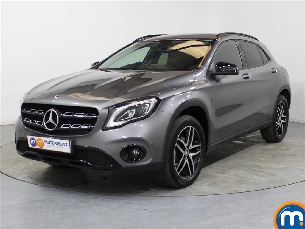 Mercedes-Benz Gla Class Urban Edition - Stock Number 1049611 Passenger side front corner