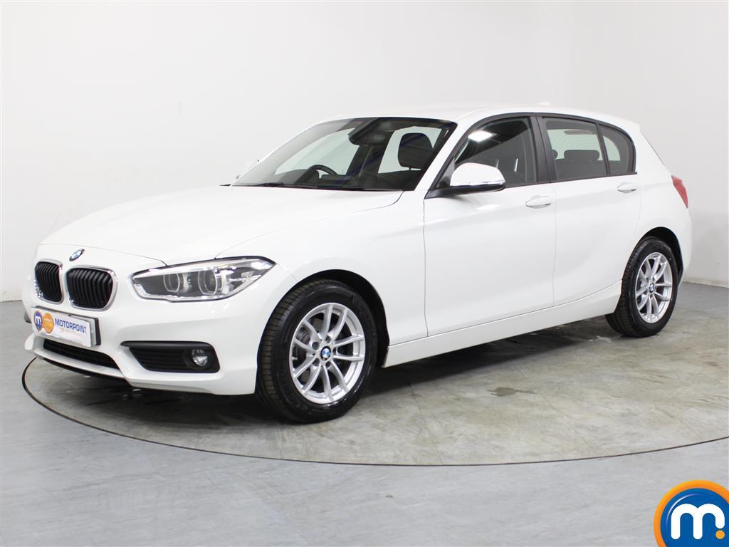 BMW 1 Series SE Business - Stock Number 1049362 Passenger side front corner