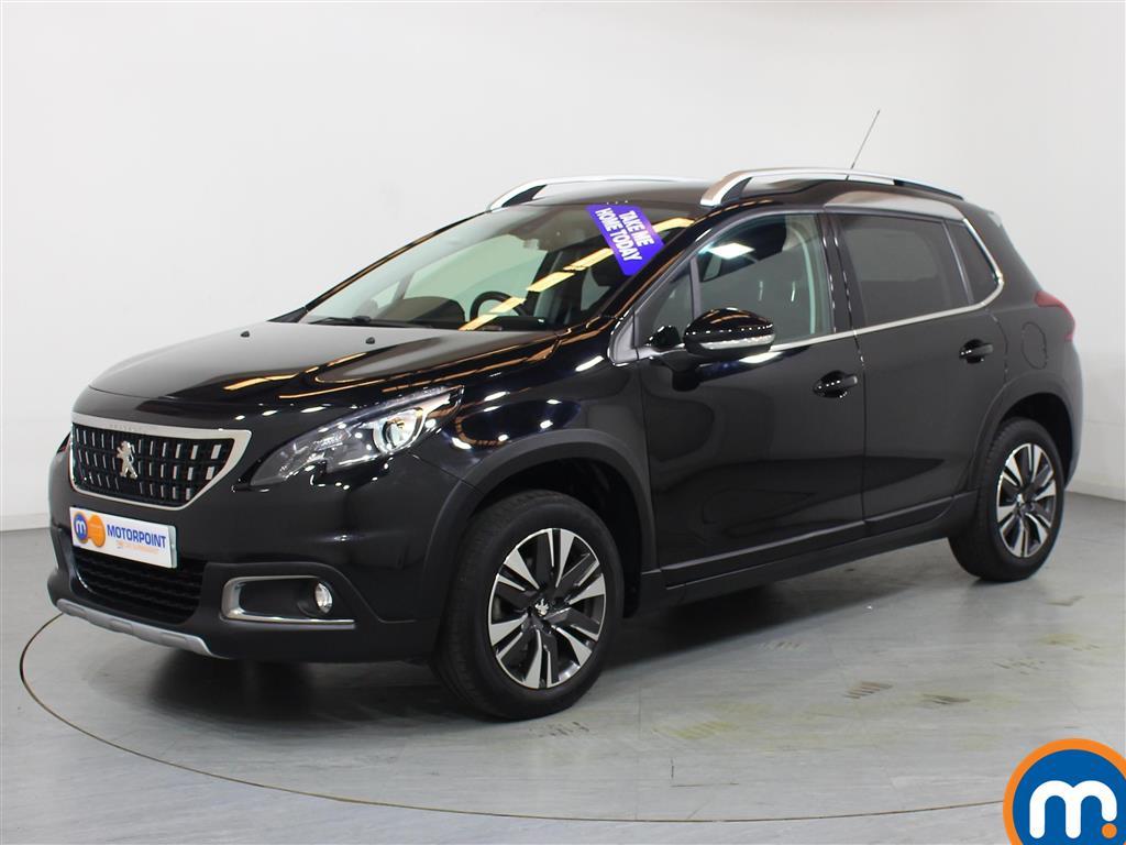 Peugeot 2008 Allure - Stock Number 1045529 Passenger side front corner