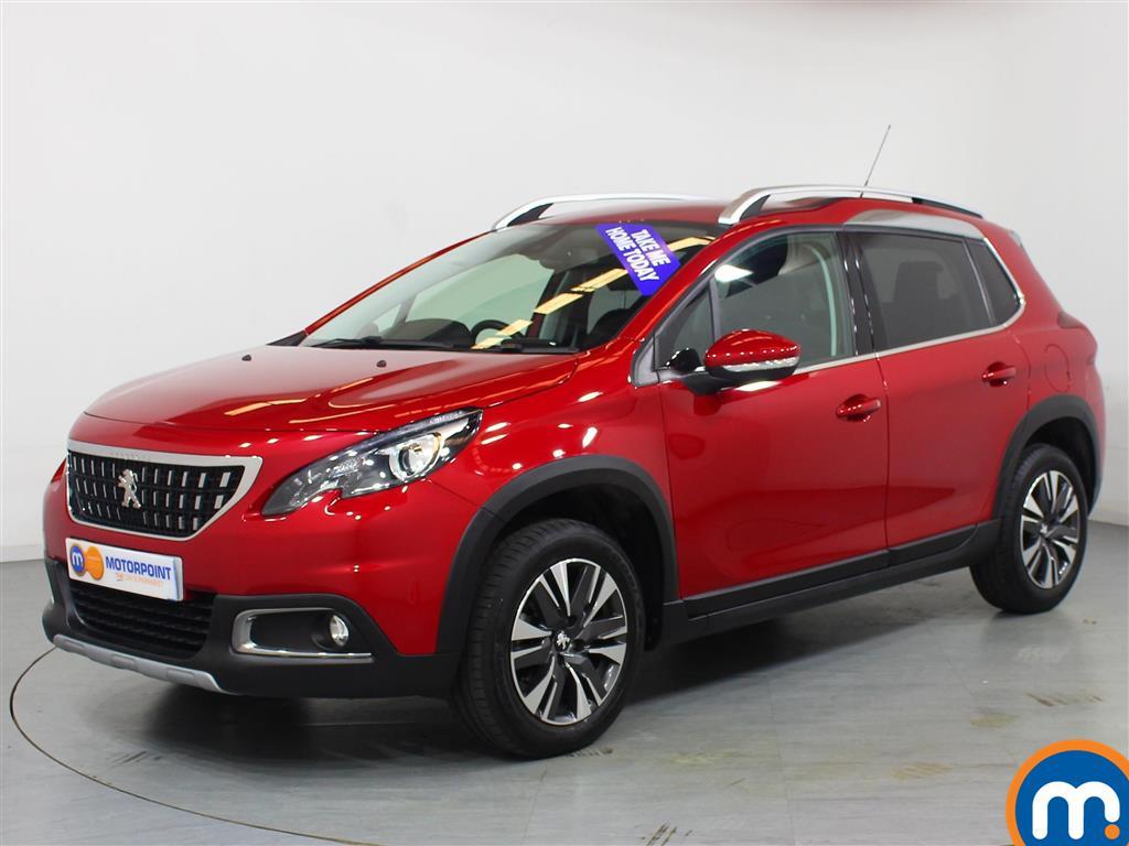Peugeot 2008 Allure - Stock Number 1045539 Passenger side front corner