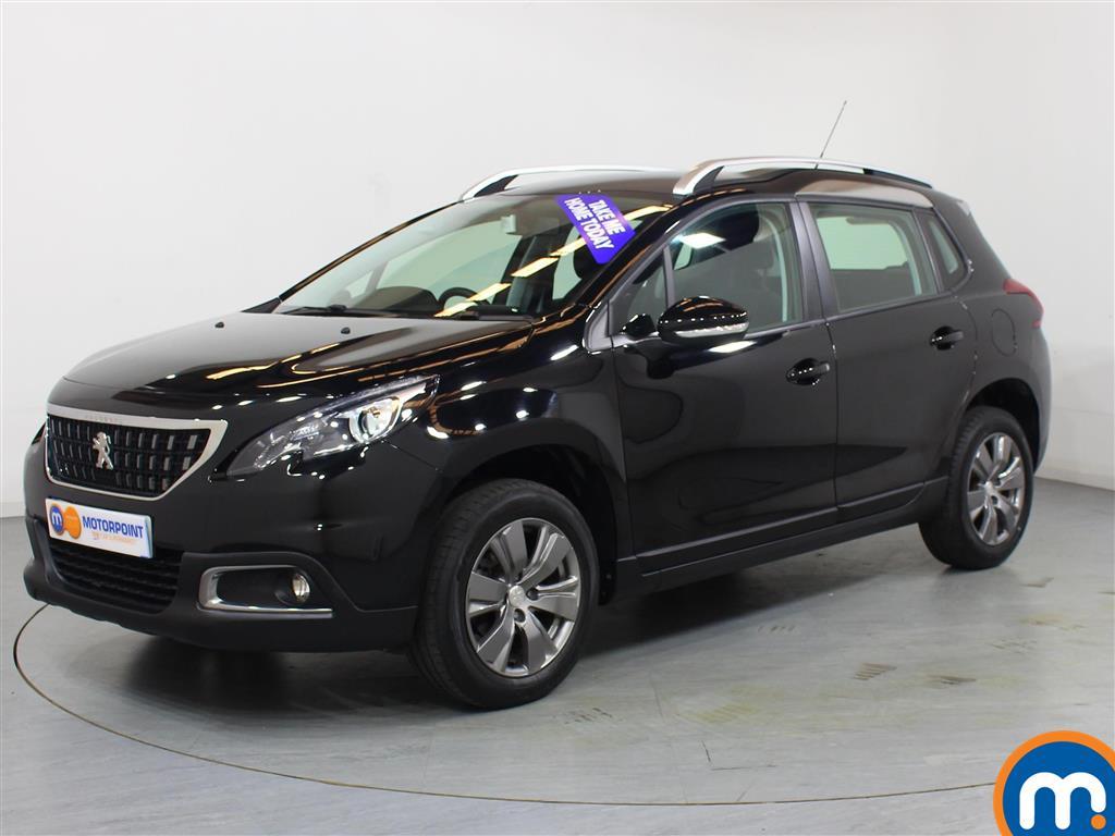 Peugeot 2008 Active - Stock Number 1045595 Passenger side front corner