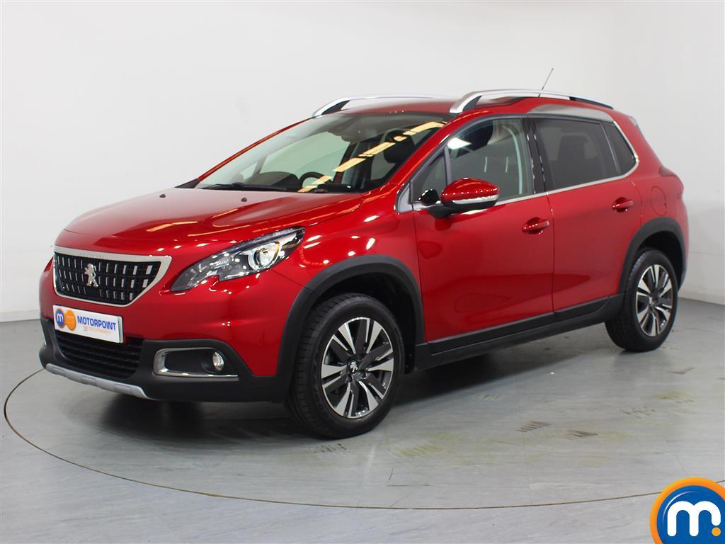 Peugeot 2008 Allure - Stock Number 1046980 Passenger side front corner