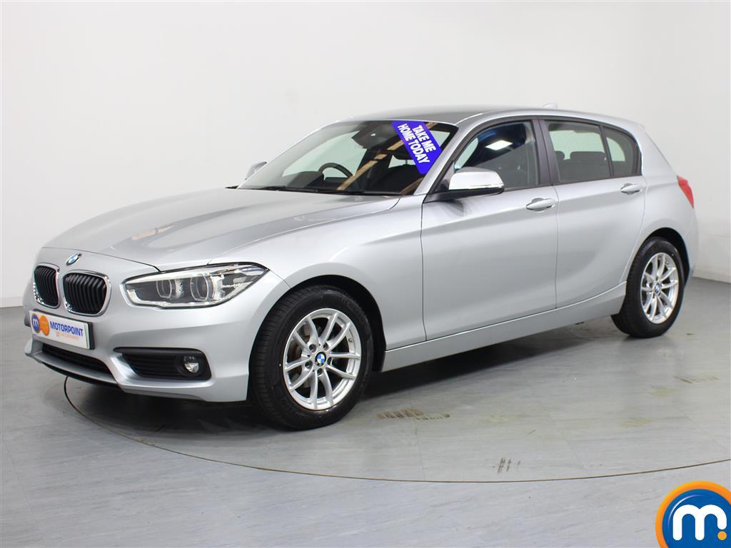 BMW 1 Series SE Business - Stock Number 1049461 Passenger side front corner