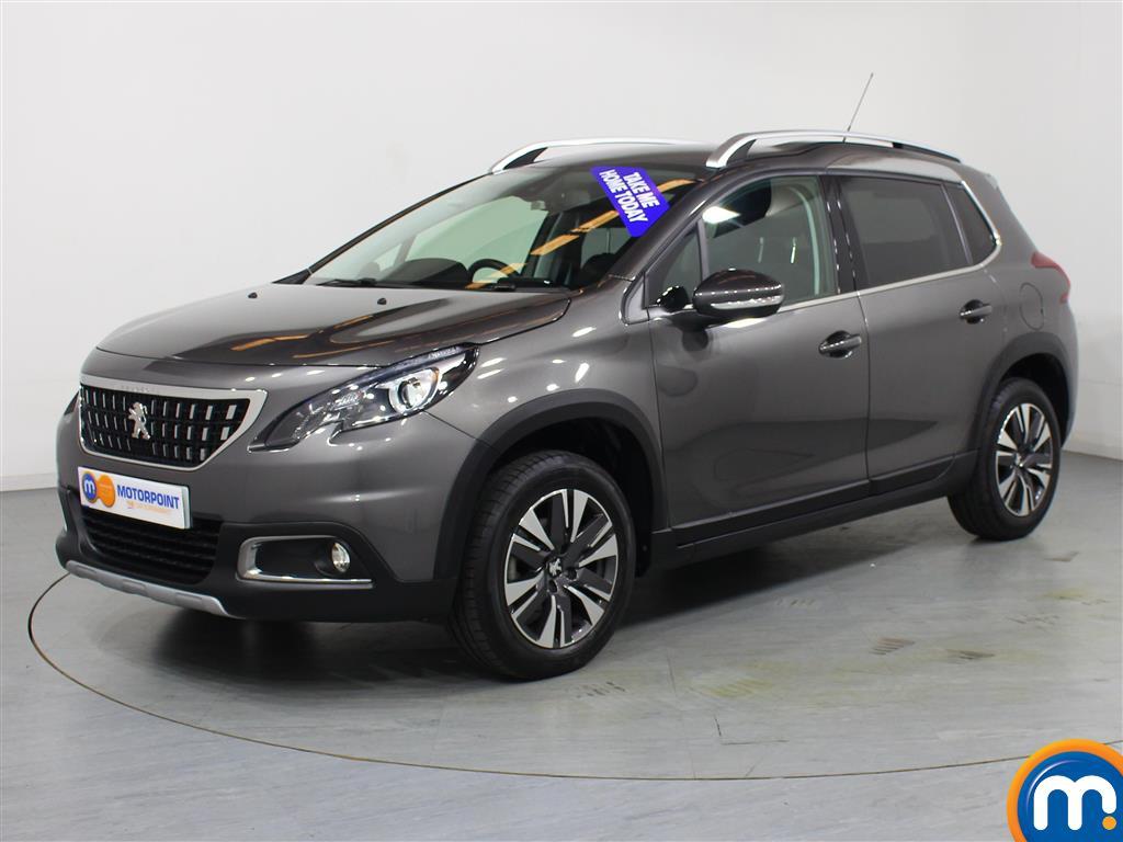 Peugeot 2008 Allure - Stock Number 1045526 Passenger side front corner