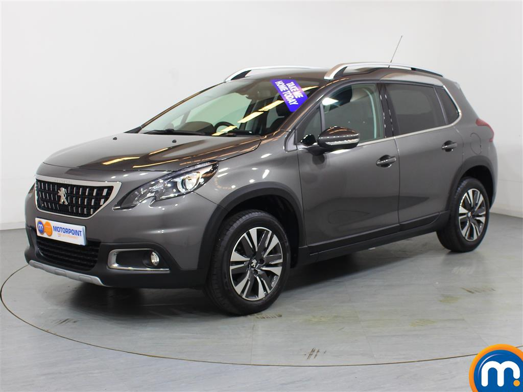 Peugeot 2008 Allure - Stock Number 1046964 Passenger side front corner