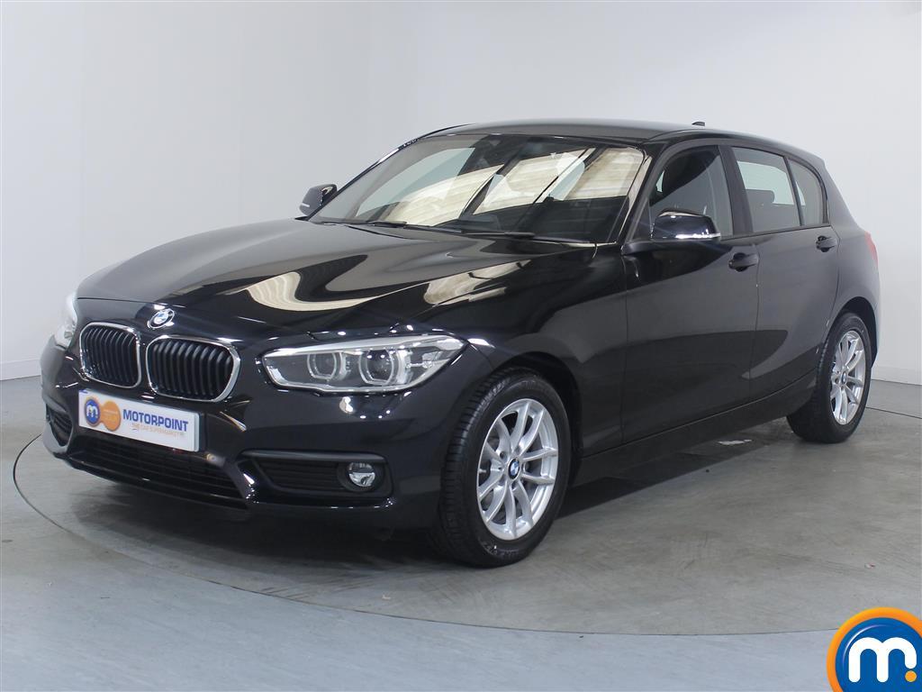 BMW 1 Series SE Business - Stock Number 1049391 Passenger side front corner