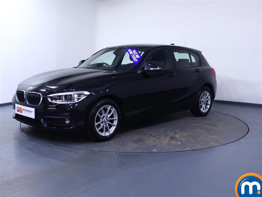 BMW 1 Series SE Business - Stock Number 1049407 Passenger side front corner