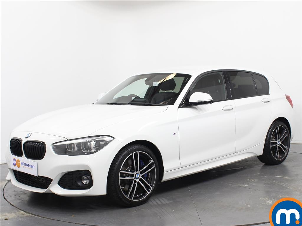 BMW 1 Series M Sport Shadow Edition - Stock Number 1048401 Passenger side front corner